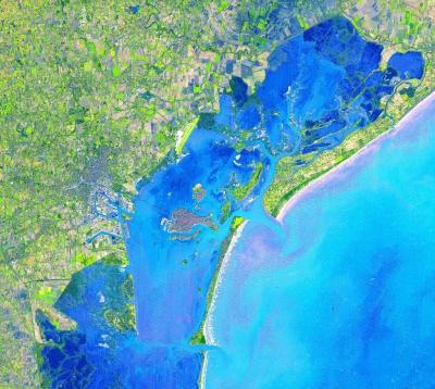 venise,italie,fleuves,lagune,pollution,inondations,géologie