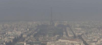 pollution,santé,atmosphère,paris,ville,environnement,particules fines,cnrs