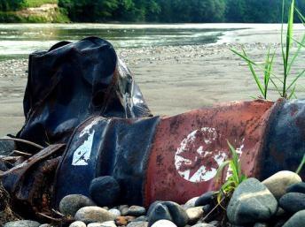 equateur,pollution,pétrole,environnement,déchets,amazonie