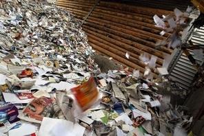 tri sélectif,déchets,dévelopement durable,papier