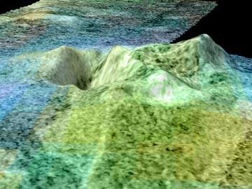 espace, méthane,volcan, géologie, eau, animation