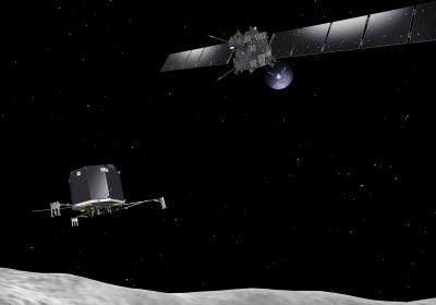 espace,astronomie,sciences,univers,agence spatiale,comètes