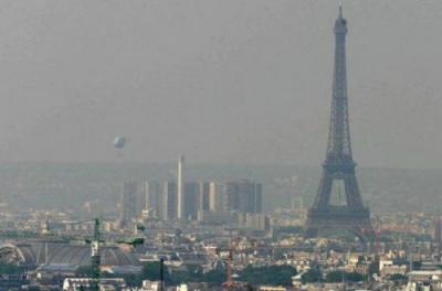 atmosphère,pollution,air,ile de france,aquitaine,bordeaux,santé,soleil,climat,météo,écologie