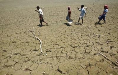 inde,déserts,changements climatiques,sécheresse,alimentation,sols,population
