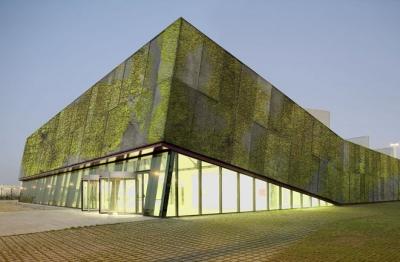 bâtiment,ville,matériaux,végétalisation,thermographie,catalogne,sciences,isolation
