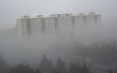 pollution,atmosphère,voiture,ville,air