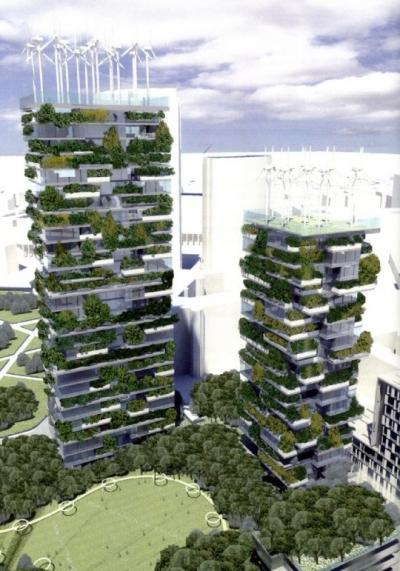 architecture,plantes,italie,foret,bâtiment,environnement,écologie,arbres