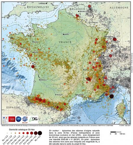 séismes,géographie,france,géologie,sciences,cnrs,cea