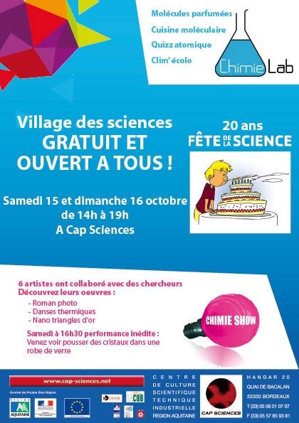 sciences,bordeaux,chimie,recherche,fête